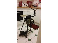 Vintage treadle fret saw/scroll saw