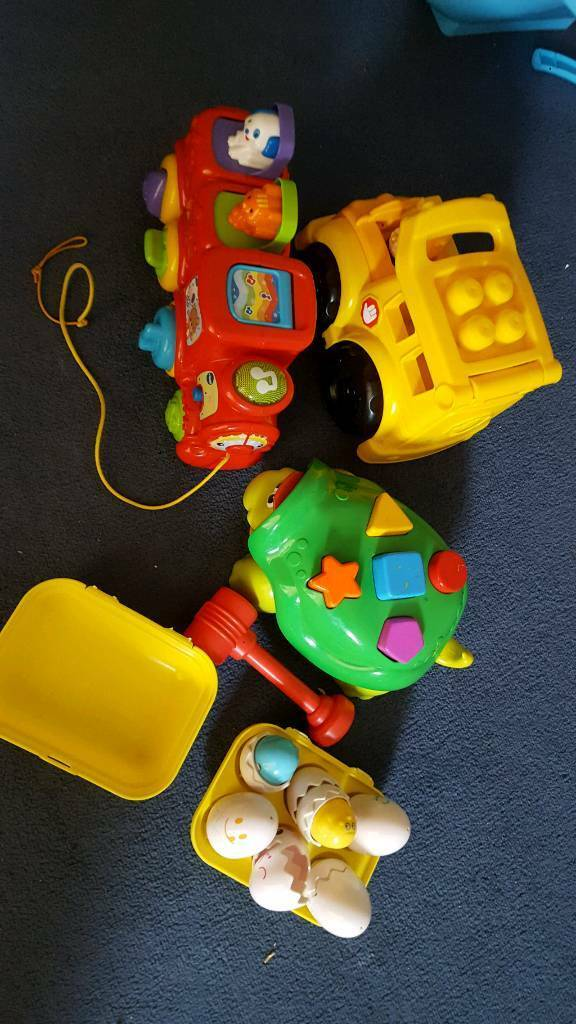 lots of lovely toys