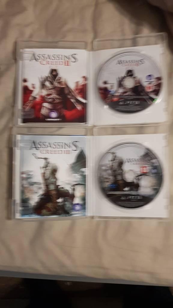 Assassins creed 2&3