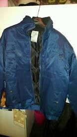 Men's port West lined jacket brand new
