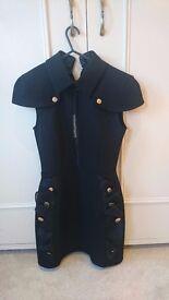 Elisabetta Franchi black dress (New still with tags)