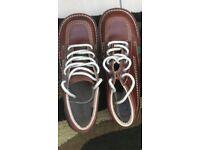 Kicker boots size 5