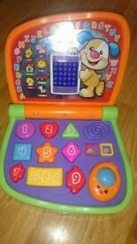 Fisher Price Laptop Toy