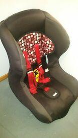 Car Seat - baby toddler front facing