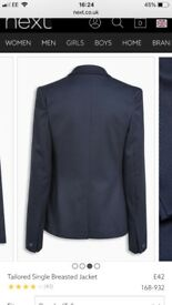Size 18 brand new Next Suit (women's)