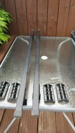 Citroen C4 roof bars