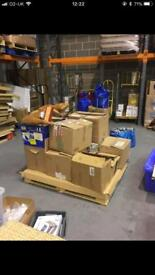 3 pallets car boot job lot items hundreds of items