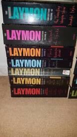 Richard Laymon books