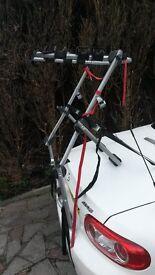 Mazda MX5 bike carrier