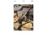 Felt F6 Road bike racing bicycle made in USA Full carbon & upgraded wheels