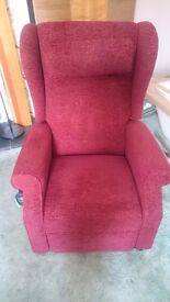 Electric riser, recliner chair