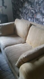 Large 2 seater very comfy sofa