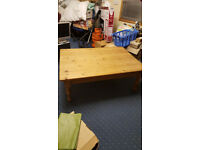 Coffee Table Pine (Large)