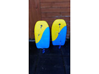 2 Beach Bodyboards