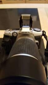 Minolta camera (DYNAX 5 ) 35mm