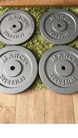 Weight Plates marcy
