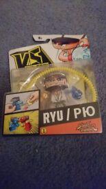 VS rip-spin warriors - RYU