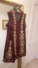 Traditional Kazakh Robe