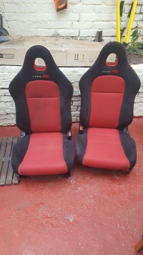 Honda type r ep3 bucket seats