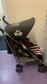 McLaren pushchair juice couture used but in a