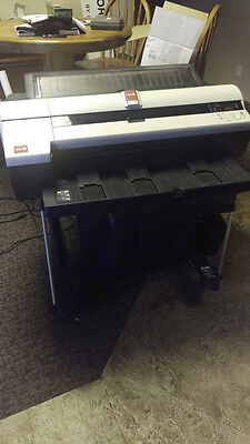 Oce Cs2124 24inch Wide Format A1 Large-format Inkjet Colour Cad Printer