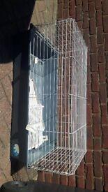 hamster/rabbit cage