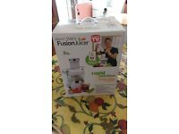 Jason Vale Fusion MT10202W Juicer - White