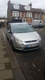 2007 ford s-max manual 7 seater diesel 2l