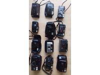 12 old cameras