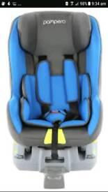 Childs isofix car seat