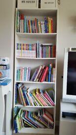 Bookcase Billy ikea white