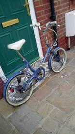 Ladies or men bike 3 speed 1987 traditional style to new tyres ride away super buy