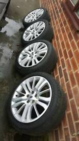 Range rover sport 2010 alloy wheels