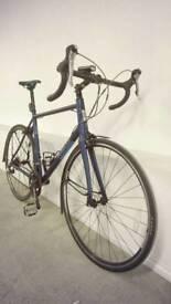Road bike aluminium carbon shimano tiagra XL