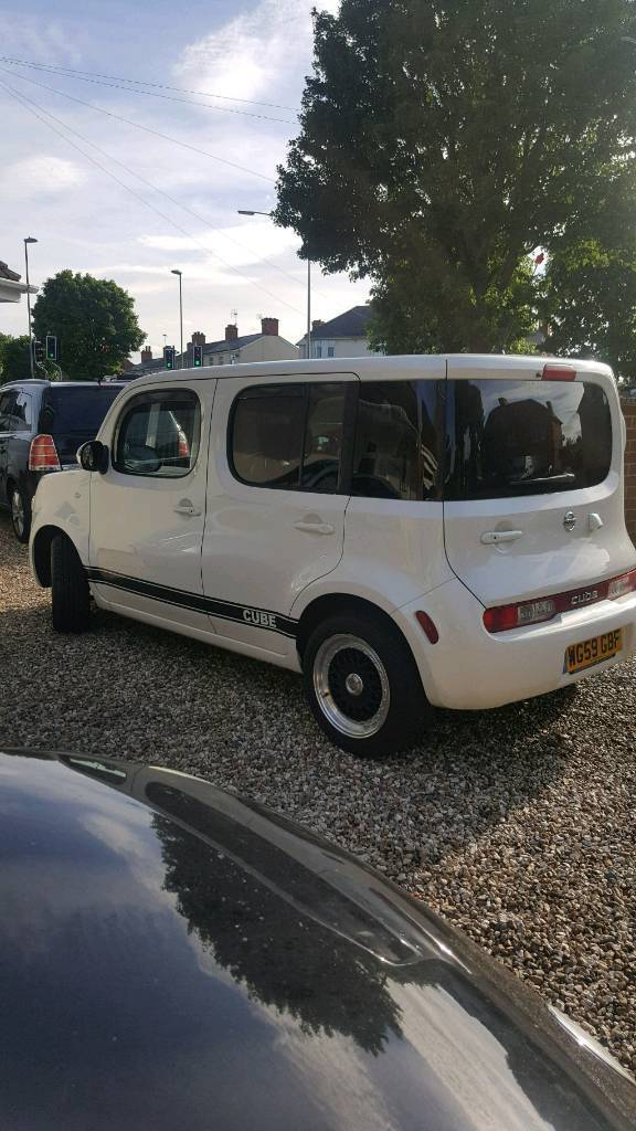 Nissan cube may swap or px