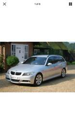 Bmw 320d touring estate m sport
