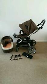 Teutonia Pram from Germany bought for €900