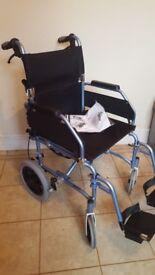 Aktiv x2 series wheelchair