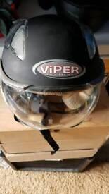 Viper Open Face Helmet - XS