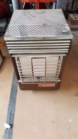 Portable calor gas heater, excellent condition