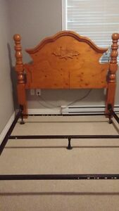 Head board for queen size bed