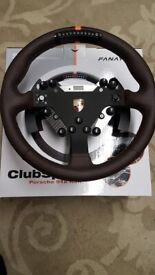 FANATEC Clubsport PORSCHE 918 RSR Wheel
