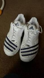 Cricket Shoes Adidas 9.5 UK size