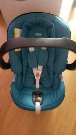 Mamas and papas cybex car seat