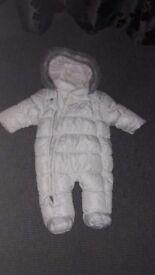 Baby k (mylene klass) snowsuit