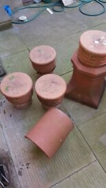Chimney pots gas terminal