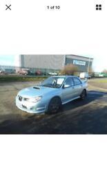 Subaru Impreza wrx 57