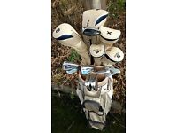 Ladies Full set Golden Bear Clubs
