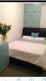 Monday to Friday let. Double bedroom, South Woodford