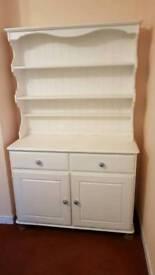 Small shabby chic Welsh dresser